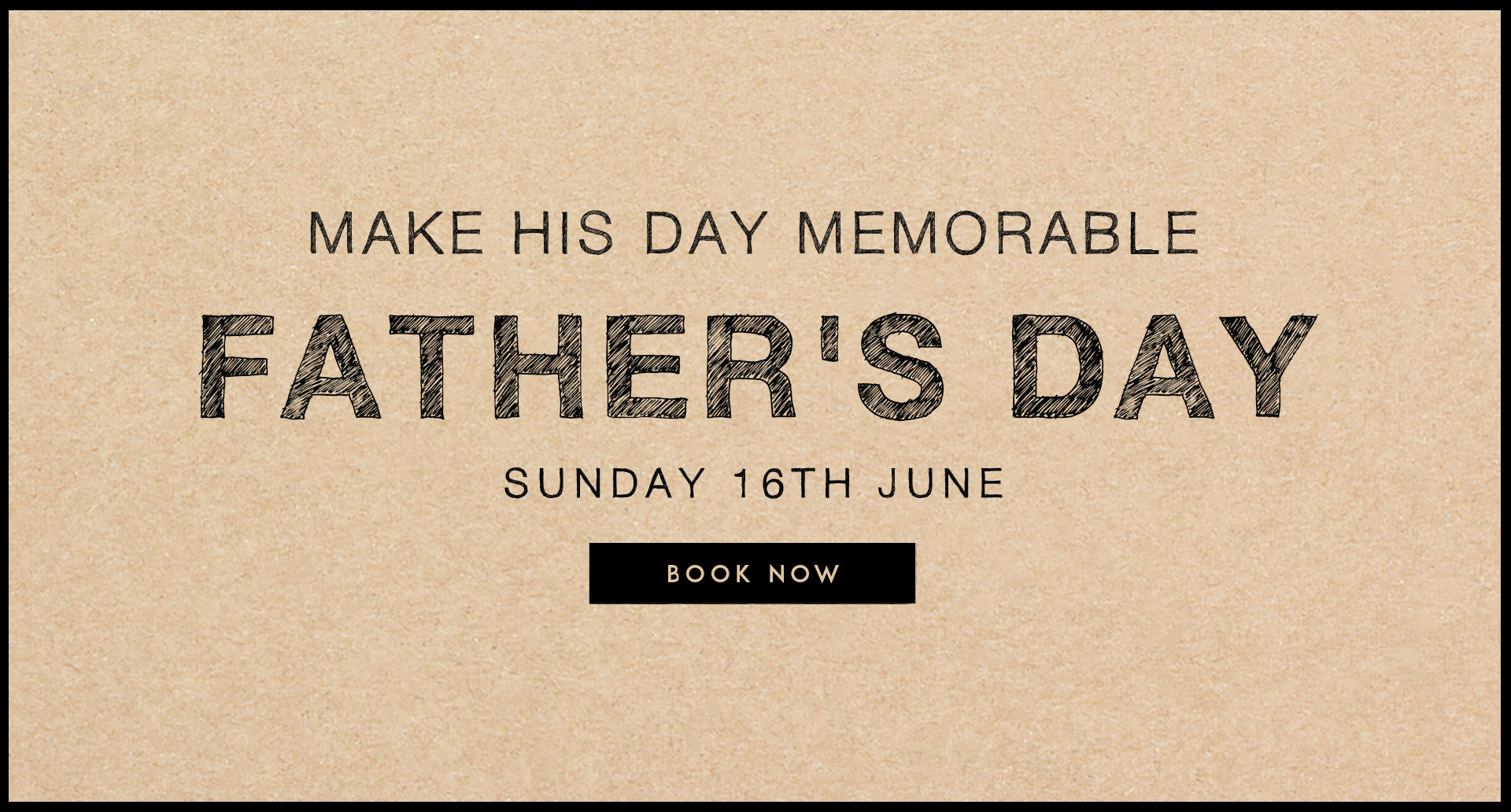 Fathers Day at The Woodstock Arms