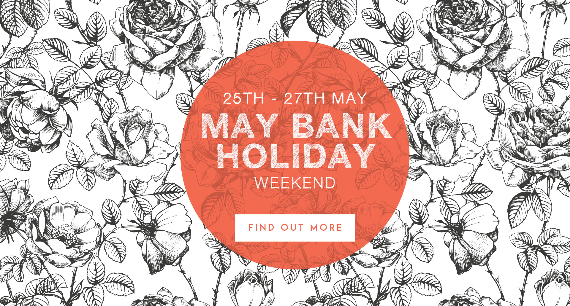 May Bank Holiday at The Woodstock Arms