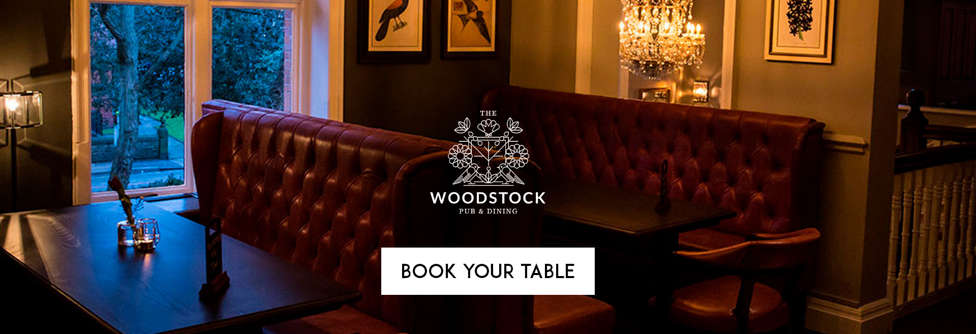 Book Your Table at The Woodstock Arms